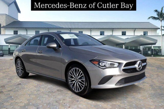 2020 Mercedes-Benz CLA 250 COUPE LN078733