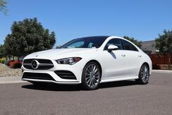 2020_Mercedes-Benz_CLA_250 COUPE_ Gilbert AZ
