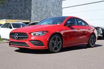 Mercedes-Benz CLA 250 COUPE 2020