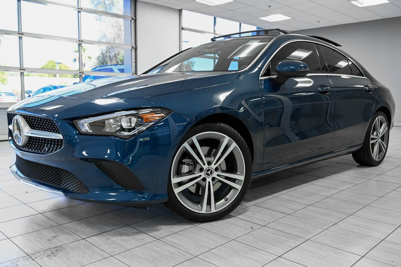 2020 Mercedes-Benz CLA 250 COUPE Peoria AZ