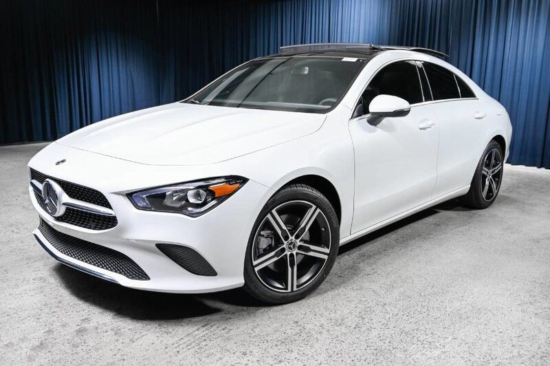 2020 Mercedes-Benz CLA 250 COUPE Scottsdale AZ