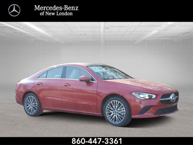 2020 Mercedes-Benz CLA 250 New London CT