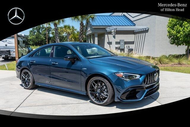 2020 Mercedes-Benz CLA AMG® 45 Coupe Bluffton SC