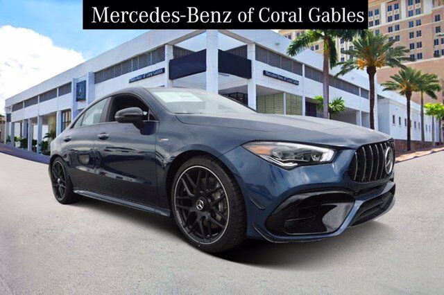 2020 Mercedes-Benz CLA AMG® 45 Coupe Coral Gables FL