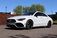 2020_Mercedes-Benz_CLA_AMG® 45 Coupe_ Gilbert AZ