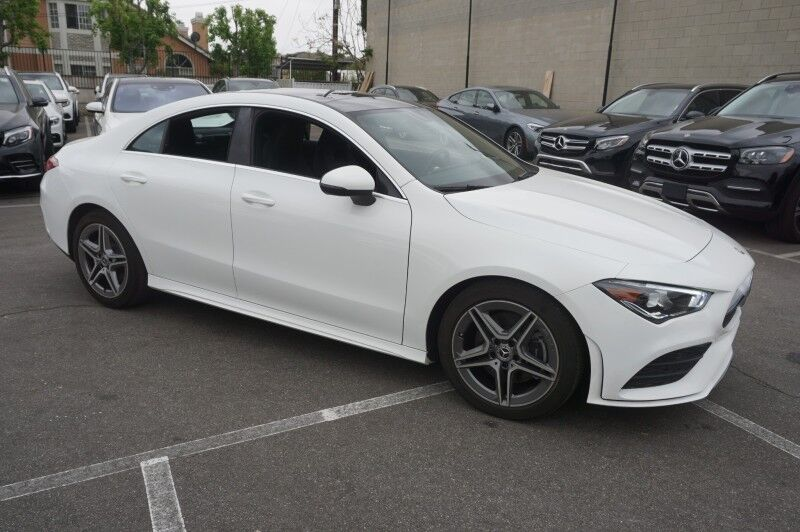 2020 Mercedes-Benz CLA CLA 250 4MATIC (10/19) SPORT / P01 / PANORAMA ROOF/18AMG Monterey Park CA