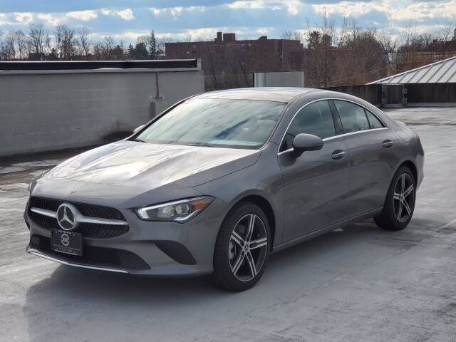 2020 Mercedes-Benz CLA CLA 250 4MATIC® COUPE Morristown NJ
