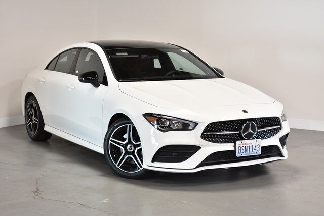 2020 Mercedes-Benz CLA CLA 250 4MATIC® COUPE Seattle WA