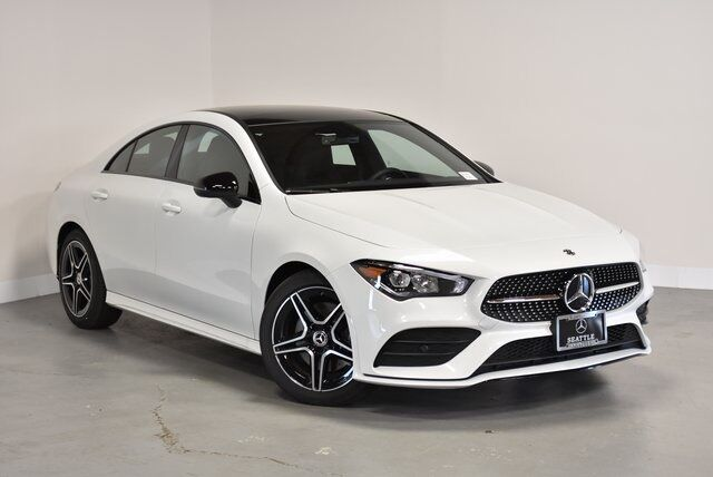 2020 Mercedes-Benz CLA CLA 250 4MATIC® COUPE