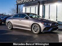 2020 Mercedes-Benz CLA CLA 250 4MATIC® COUPE