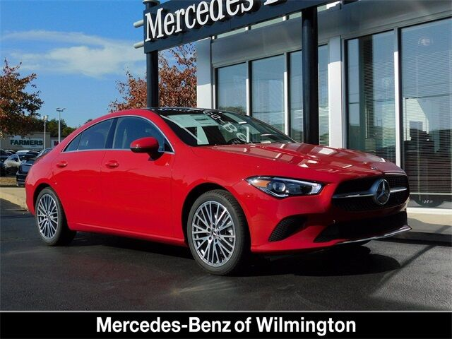 2020 Mercedes-Benz CLA CLA 250 4MATIC® COUPE Wilmington DE