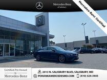 2020 Mercedes-Benz CLA CLA 250 4MATIC®** Mercedes-Benz Certified **