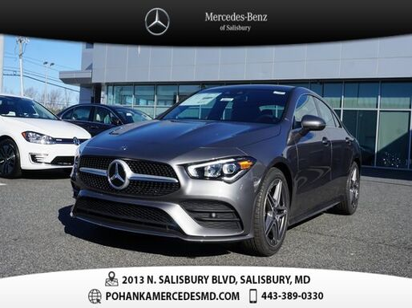 2020_Mercedes-Benz_CLA_CLA 250_ Salisbury MD