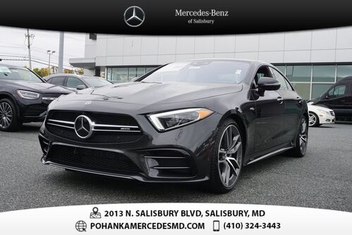 2020_Mercedes-Benz_CLS_53 AMG 4MATIC_ Salisbury MD