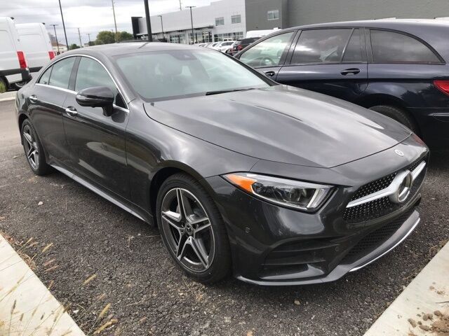 2020 Mercedes-Benz CLS 450 4MATIC® Coupe Indianapolis IN