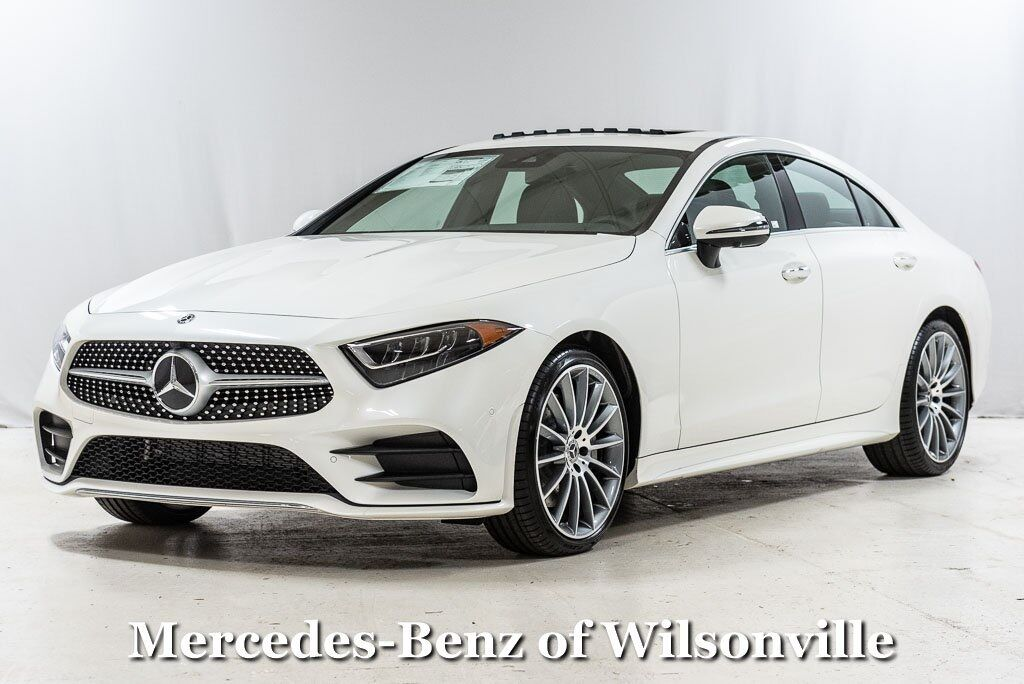 2020 Mercedes-Benz CLS 450 4MATIC® Coupe Wilsonville OR
