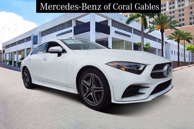 2020 Mercedes-Benz CLS 450 4MATIC® Coupe Coral Gables FL