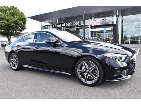 2020_Mercedes-Benz_CLS_450 4MATIC® Coupe_ Medford OR