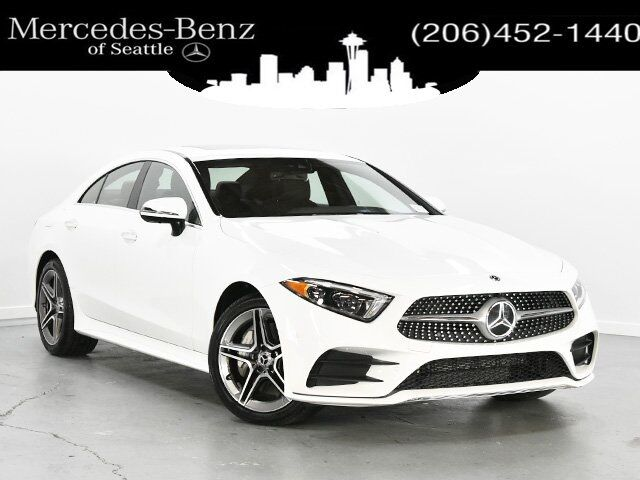 2020 Mercedes-Benz CLS 450 4MATIC® Coupe Seattle WA