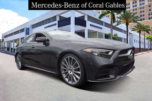 2020 Mercedes-Benz CLS 450 Coupe # LA074896 Coral Gables FL