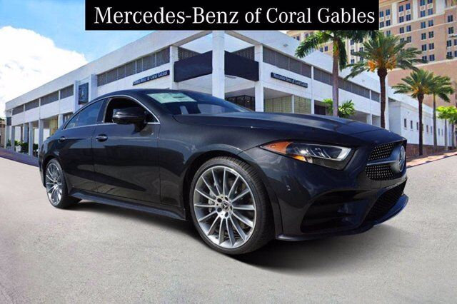 2020 Mercedes-Benz CLS 450 Coupe LA049481 Coral Gables FL