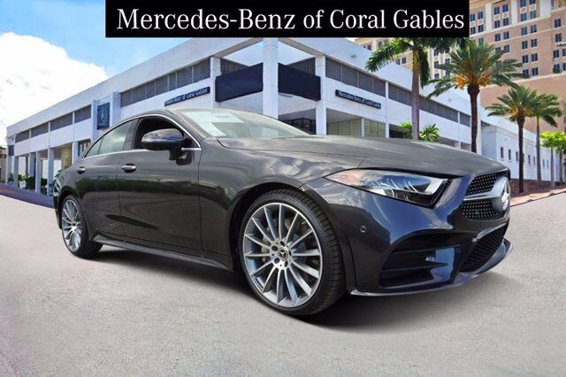 2020 Mercedes-Benz CLS 450 Coupe Coral Gables FL