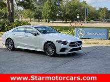 2020_Mercedes-Benz_CLS_450 Coupe_ Houston TX