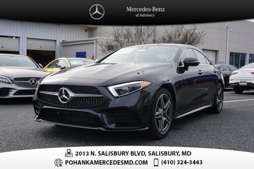 2020_Mercedes-Benz_CLS_CLS 450 4MATIC®_ Salisbury MD