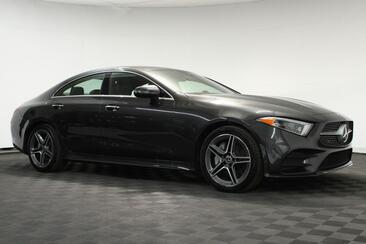 2020_Mercedes-Benz_CLS_CLS 450 Sport Amg Lighting Blind Spot Hot&Cold Seats 12.3 Digital Cluster_ Houston TX