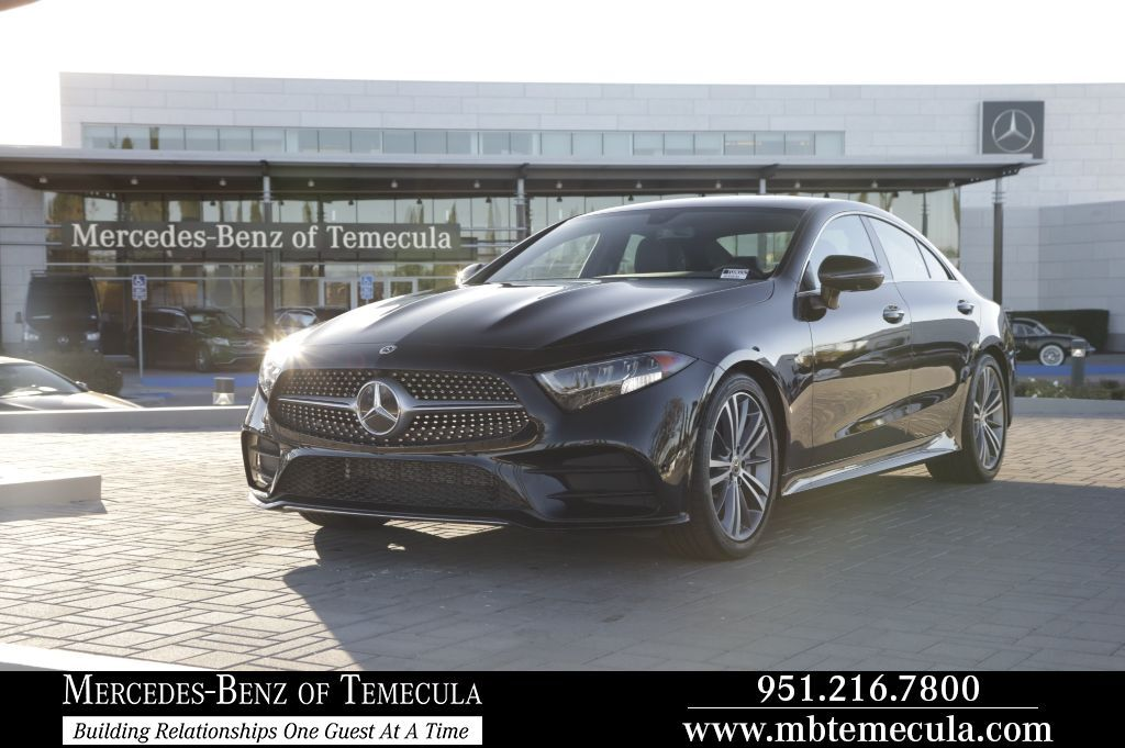 2020 Mercedes-Benz CLS CLS 450 Rear Wheel Drive Coupe