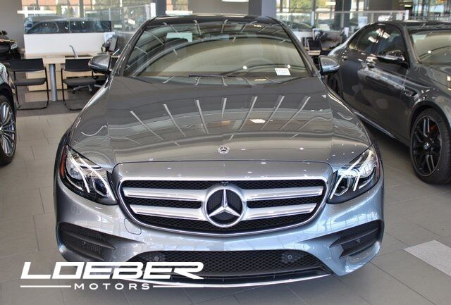 2020 Mercedes-Benz E 350 4MATIC® Sedan Lincolnwood IL