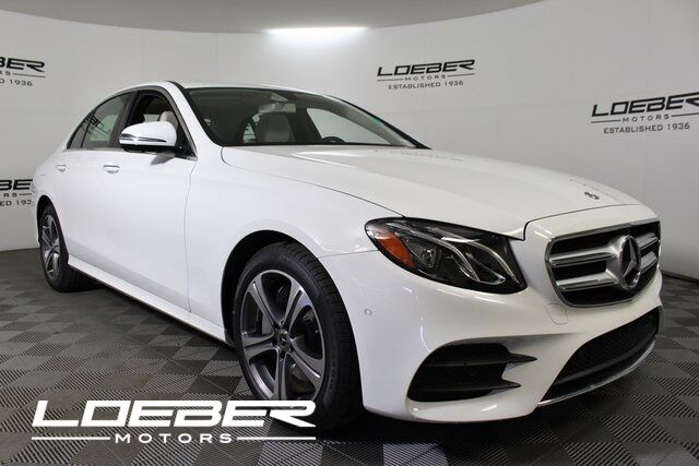2020 Mercedes-Benz E 350 4MATIC® Sedan Chicago IL