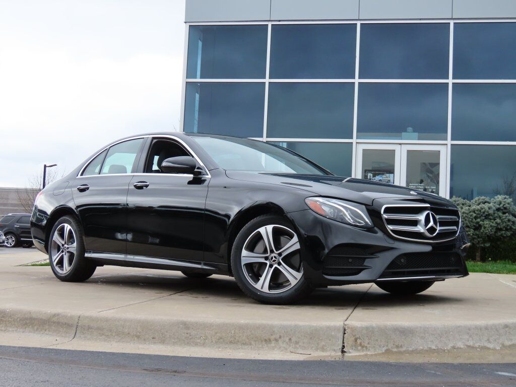 2020 Mercedes-Benz E 350 4MATIC® Sedan Kansas City MO