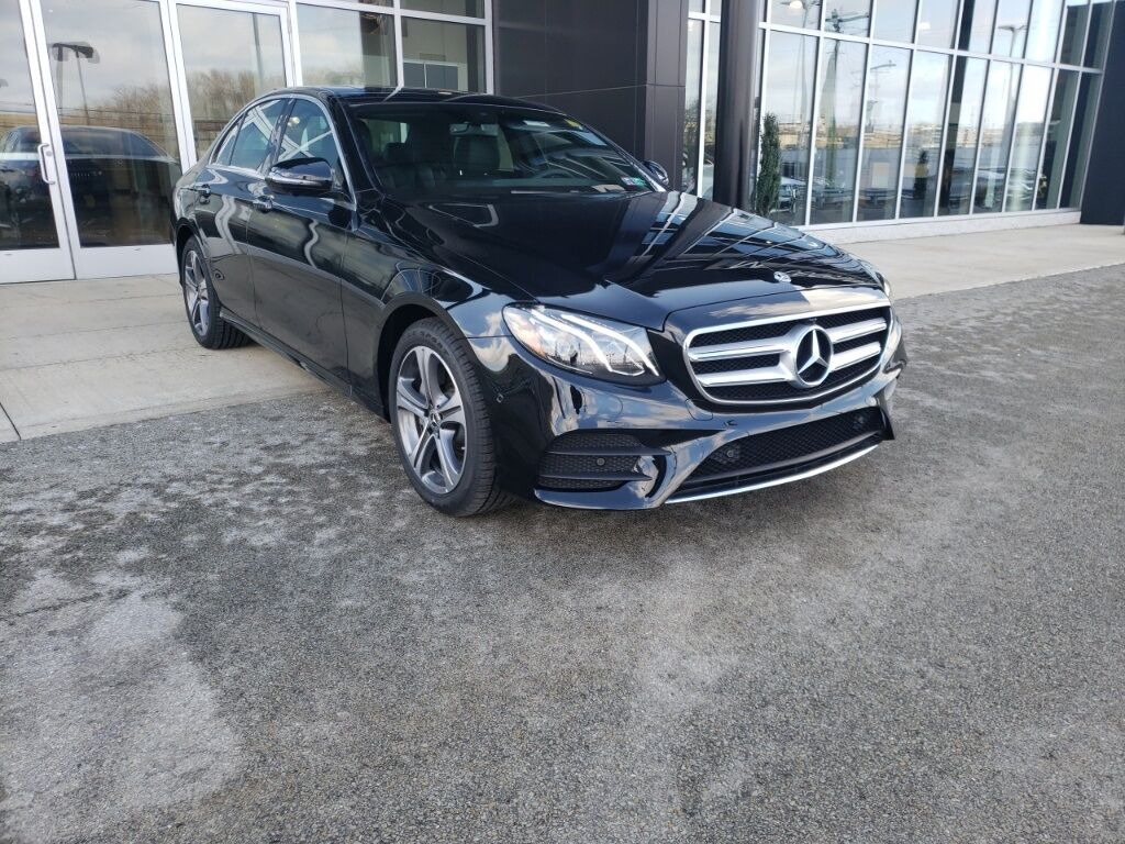 2020 Mercedes-Benz E 350 4MATIC® Sedan Washington PA