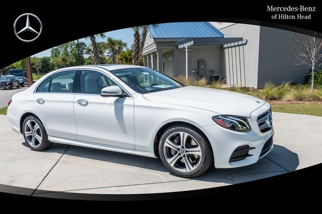 2020 Mercedes-Benz E 350 Sedan Bluffton SC