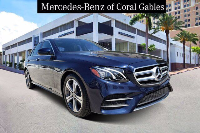 2020 Mercedes-Benz E 350 Sedan Coral Gables FL