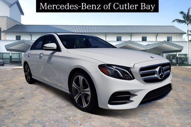 2020 Mercedes-Benz E 350 Sedan # LA847797 Cutler Bay FL