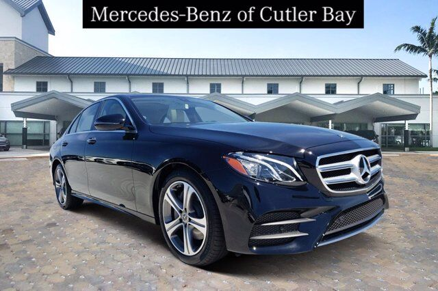 2020 Mercedes-Benz E 350 Sedan LA754500 Cutler Bay FL