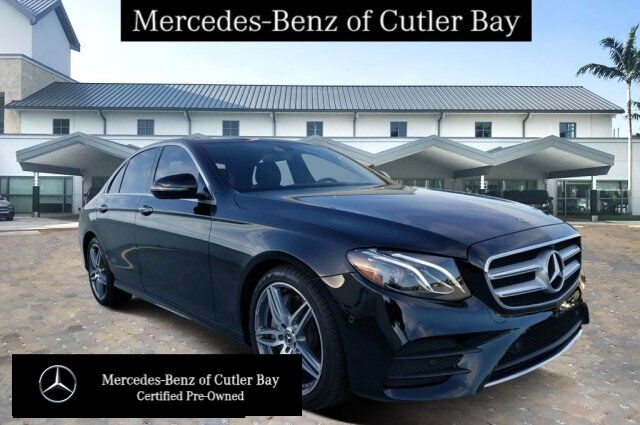 2020 Mercedes-Benz E 350 Sedan Cutler Bay FL