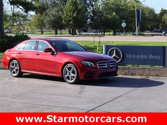 2020 Mercedes-Benz E 350 Sedan Houston TX