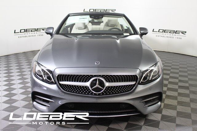 2020 Mercedes-Benz E 450 4MATIC® Cabriolet Lincolnwood IL