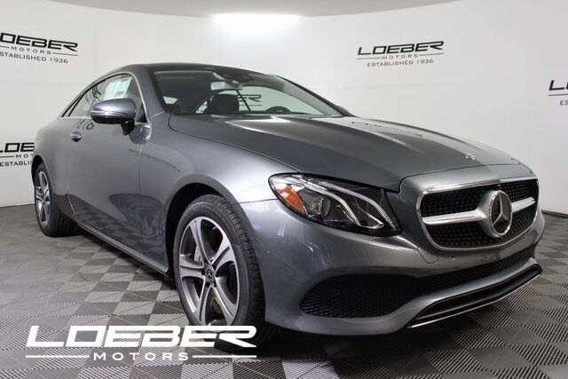 2020 Mercedes-Benz E 450 4MATIC® Coupe Chicago IL