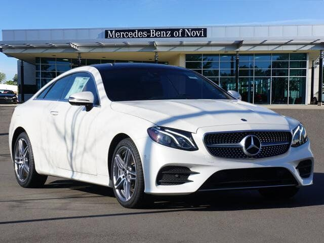 2020 Mercedes-Benz E 450 4MATIC® Coupe  Novi MI