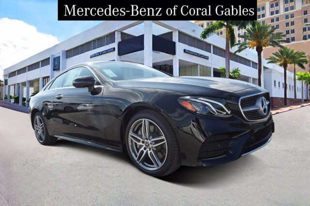 2020 Mercedes-Benz E 450 4MATIC® Coupe Coral Gables FL