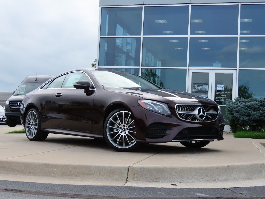 2020 Mercedes-Benz E 450 4MATIC® Coupe Kansas City MO