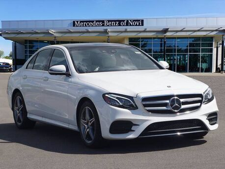 2020_Mercedes-Benz_E_450 4MATIC® Sedan_  Novi MI