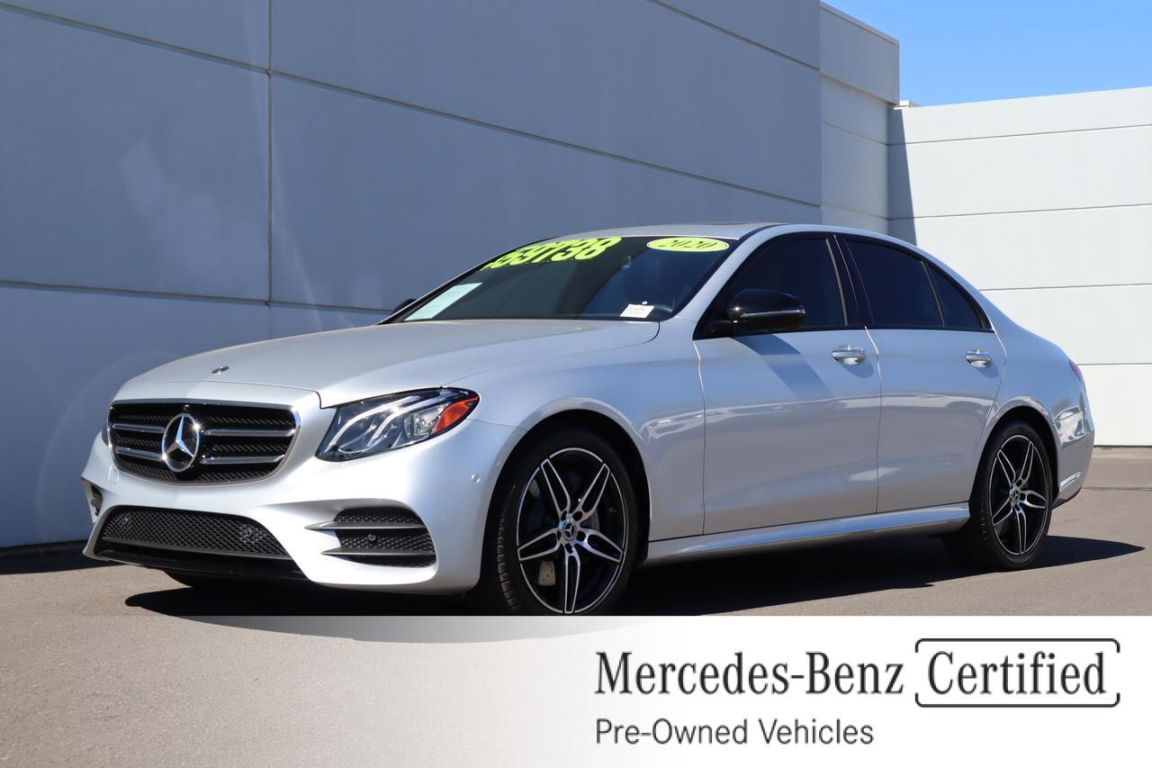 2020 Mercedes-Benz E 450 4MATIC® Sedan Gilbert AZ