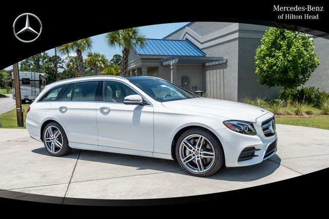 2020 Mercedes-Benz E 450 4MATIC® Wagon Bluffton SC