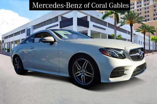 2020 Mercedes-Benz E 450 Coupe Coral Gables FL