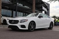 Mercedes-Benz E 450 Coupe 2020